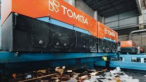 Foto de Autosort optimiza la capacidad y aumenta el nivel de pureza de la planta de reciclado de papel de Koppitz Entsorgungs-GmbH