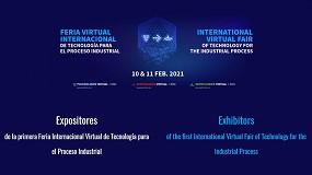 """Foto de La Feria Virtual Internacional de Tecnología para el Proceso Industrial """"es la principal feria virtual de Europa"""""""