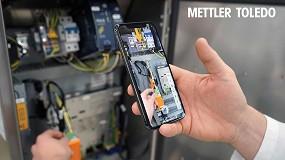 Foto de Mettler Toledo incorpora la atención al cliente con realidad aumentada para aumentar los estándares de tiempo de actividad en la inspección de productos