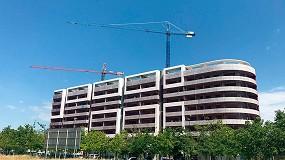 Foto de Basa de la Mora, primera edificación colectiva certificada Passivhaus con aerotermia