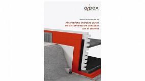Foto de Aipex recopila todas las ventajas del XPS como material aislante en contacto con el terreno