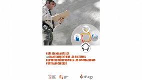 Foto de Tecnifuego pone a disposición de los profesionales su Guía Técnica Básica del mantenimiento de los sistemas de protección pasiva