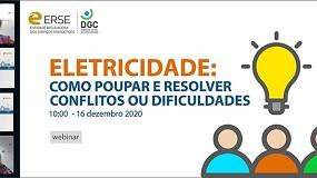 Foto de ERSE e DGC formam técnicos de instituições de solidariedade social sobre poupança e resolução de conflitos na energia