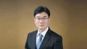 Foto de Jeff Lee nombrado nuevo director general de Hanwha Techwin Europe