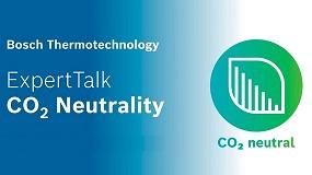Foto de 'Neutralidad en CO2', segundo Bosch Thermotechnology ExpertTalk