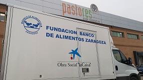 Foto de 'Pastores Cooperativos' dona 2.500 raciones de Ternasco de Aragón a 750 familias