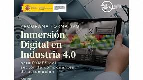 Foto de Nuevo programa de Inmersión Digital en la Industria 4.0 para mejorar la competitividad post-COVID
