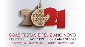 Foto de INDUGLOBAL deseja a todos Boas Festas