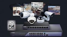 Foto de D-Link presenta nuevos Switches dirigidos a videovigilancia con el nuevo PoE Long Range