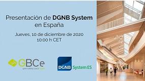 Foto de Se presenta en España la DGNB System ES, la herramienta europea para la certificación sostenible de edificios
