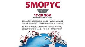 Foto de Smopyc 2021 regressa de 17 a 20 de novembro