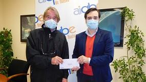 Foto de AIQBE otorga al Banco de Alimentos de Huelva una de sus ayudas para luchar contra los efectos del Coronavirus