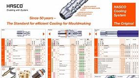 Foto de Hasco: 50 años de estandarización en control de temperatura para fabricación de moldes
