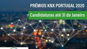 Foto de Prémios KNX Portugal 2020: candidaturas até 31 de janeiro