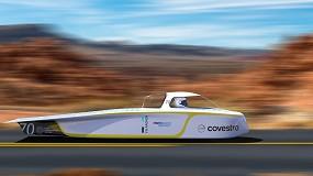 Foto de ¡3.022 km a traves del desierto! Energía solar con cojinetes de Igus en carreras de vehículos solares