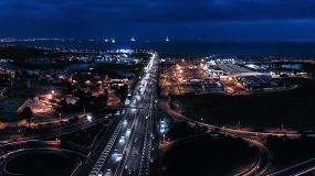 Foto de Gran Canaria instala el sistema Interact City de Signify en la autopista GC-1