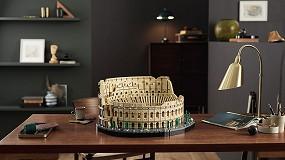 Foto de El Coliseo de Roma llega a LEGO