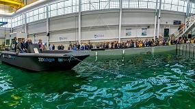 Foto de 3Dirigo: el barco impreso en 3D más grande del mundo