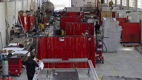 Foto de Viñolas Metall aumenta su productividad en la soldadura de tanques y depósitos con ArcTig