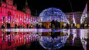 Foto de La luz de Ximenez alumbra la Navidad más atípica en todo el mundo