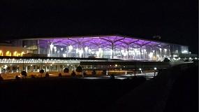 Foto de El aeropuerto de Málaga se renueva con iluminación inteligente