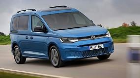 Foto de Quinta generación del Volkswagen Caddy: arranca su comercialización en España