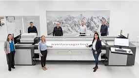 Foto de swissQprint renueva su equipo directivo