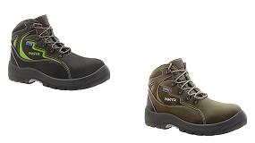 Foto de Alpina Oxígeno S3: botas de seguridad también para el tiempo libre