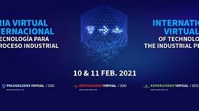 Foto de Cuenta atrás para la celebración de la Feria Virtual Internacional de Tecnología para el Proceso Industrial