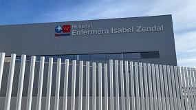 Foto de Hospital de Emergencias Enfermera Isabel Zendal