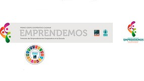 Foto de Cooperativas de Enseñanza y Cajamar premian la cultura emprendedora en la escuela
