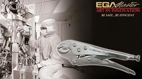 Foto de EGA Master presenta las nuevas tenazas grip Inox