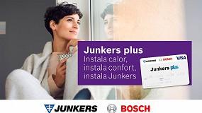 Foto de Junkers premia la instalación de sus calderas murales de condensación en su primera campaña del año