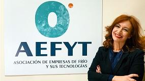 Foto de Entrevista a Susana Rodríguez, nueva presidenta de Aefyt