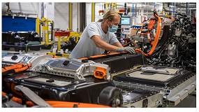 Foto de Capacidade produtiva de automóveis elétricos triplica na Volvo