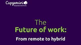 Foto de Las organizaciones creen que el aumento de productividad del teletrabajo se puede mantener tras la pandemia