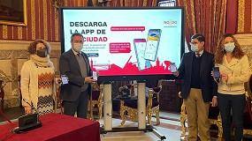 Foto de Sevilla lanza una App para que los ciudadanos registren incidencias municipales
