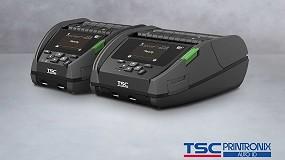 Foto de TSC Printronix Auto ID anuncia el lanzamiento de sus impresoras móviles más avanzadas