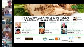 Foto de Éxito de participación en el webinar de remolacha organizado por la revista Tierras y ACOR