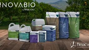 Foto de Innovabio by Timac Agro, una nueva gama de nutrición vegetal para la agricultura ecológica