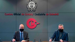Foto de La Cámara de Comercio de Sabadell y Ekon renuevan su colaboración para fomentar la digitalización