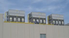 Foto de Aefyt constata que en 2020 no hubo brotes de legionella vinculados a refrigeración evaporativa