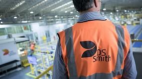 Foto de DS Smith instala una nueva impresora digital Single-Pass para ofrecer a sus clientes calidad fotográfica con tiempos de entrega récord