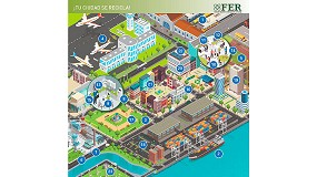 Foto de FER edita un gráfico interactivo para concienciar a la ciudadanía sobre la importancia del reciclaje urbano