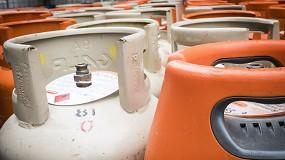 Foto de Gás de garrafa com preços regulados a partir de 18 de janeiro