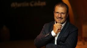 Foto de Juan Vázquez, nuevo presidente del Comité de Marketing de OIVE