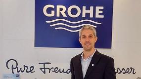 Foto de Enric Sanmartí, nuevo leader finance de Grohe España
