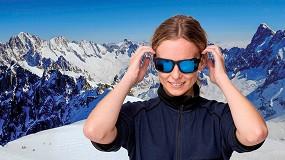 Foto de Gafas polarizadas de trabajo: ¿Por qué hay que llevar gafas de sol en la nieve?
