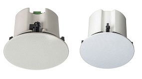 Foto de Optimus presenta sus cajas acústicas de techo EN-54