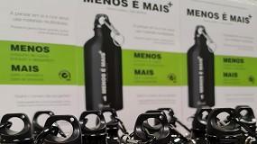 Foto de 'Menos Plástico, mais Alumínio' a campanha Extrusal que inicia 2021 com foco na sustentabilidade